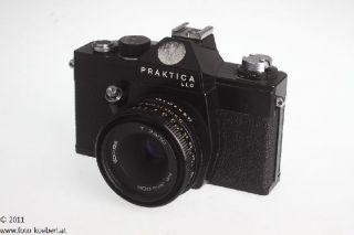PRAKICA LLC mi Jena  50mm f/2,8