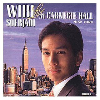 Wibi Live at Carnegie Hall Musik