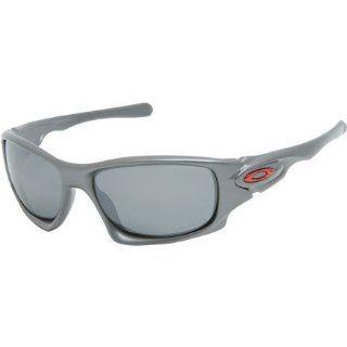 Oakley Sonnenbrille TEN ALINGHI Dark Grey/ Black Iridium Polarized