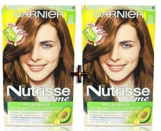 Garnier Nutrisse Creme Pflegende Intensive Coloration