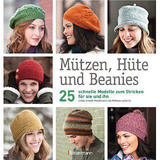 Mützen, Hüte und Beanies: 25 schnelle Modelle zum Stricken für sie