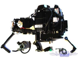 Pit Bike / Dirt Bike / Monkey Lifan Motor SET 125 ccm 1P54FMI