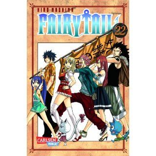 Fairy Tail, Band 22 Hiro Mashima, Karsten Küstner
