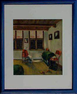 Top Aquarell Peter Ilsted 1861 1933   Modern Art   xxxx
