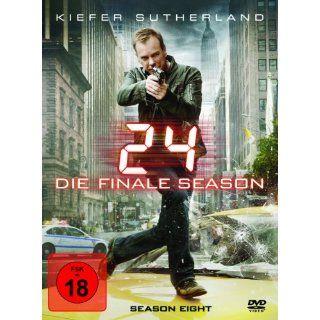 24   Season 8 (6 DVDs) Box Set Kiefer Sutherland, Mary