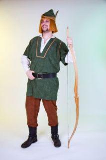 Robin Hood,Jäger,Ritter,Karneval Kostüm,Fasching,56/58