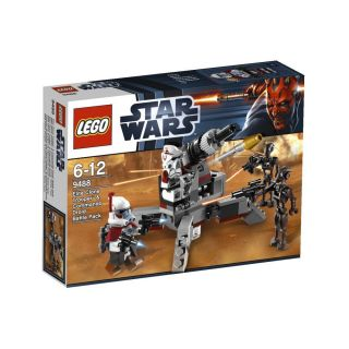 Lego Star Wars 9488   Arc Trooper & Commando Droid Battle Pack (SPW