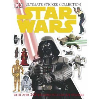Star Wars Ultimate Sticker Collection Heather Scott