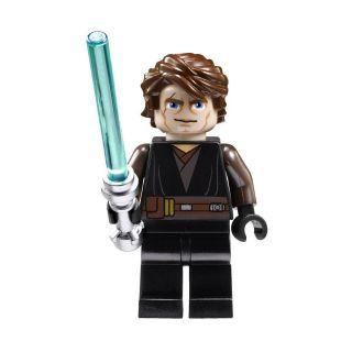 LEGO STAR WARS Clone Wars   Anakin Skywalker mit 1 Lichtschwert TOP