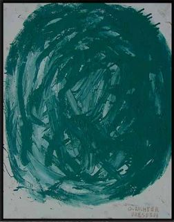 Modern Art Richter,Dresden Umkreis Gerhard Richter xx