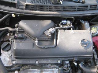 Motor Nissan Micra K12 Motorkennung CR12 1240 cm³ 48kW (65 PS)