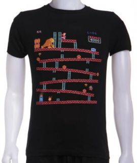 Donkey Kong Level I T Shirt Bekleidung