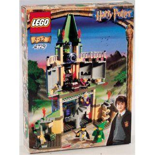 LEGO Harry Potter 4729   Dumbledores Büro: Spielzeug