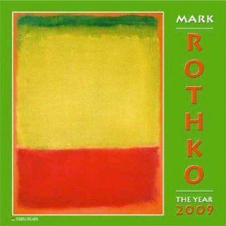 Mark Rothko 2009. Modern Art. Mark Rothko Bücher