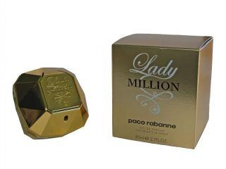 PACO RABANNE LADY Million Eau de Parfum EDP 80 ml