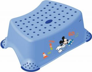 Kinder Tritthocker Disney Mickey Mouse