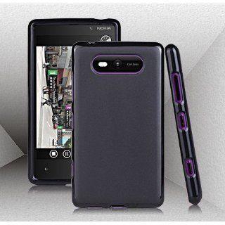 Bingsale® Matt TPU Skin Case Nokia Lumia 820 Silikon
