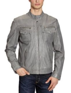 MUSTANG Jeans Herren Jacke Regular Fit 104044/ Mike