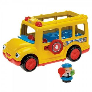 Fisher Price Little People R4745 Schulbus