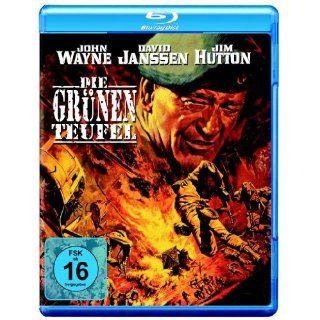 Die grünen Teufel [Blu ray] John Wayne, Jim Hutton, David