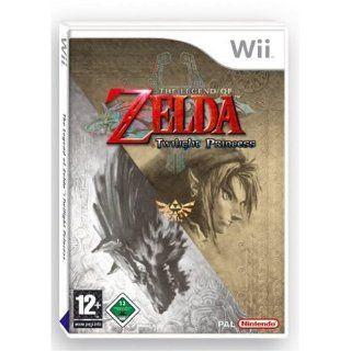 The Legend of Zelda Twilight Princess Nintendo Wii Games
