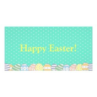 Happy Easter Bookmark Personalized Photo Card