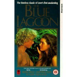 The Blue Lagoon [VHS] [UK Import] Brooke Shields, Christopher Atkins