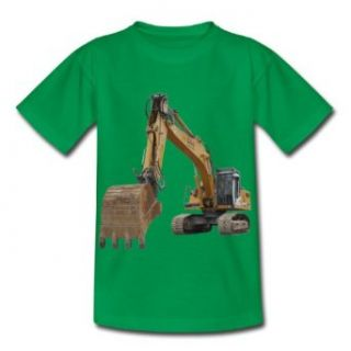 Spreadshirt, Bagger, Kinder T Shirt klassisch Bekleidung