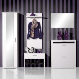 bambus holz edelstahl garderobe wandgarderobe hakenleiste kleiderhaken. Black Bedroom Furniture Sets. Home Design Ideas