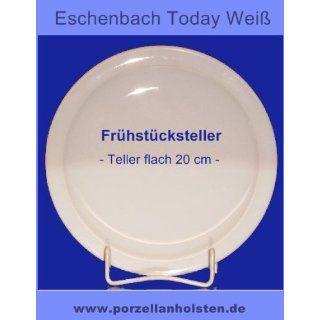 Eschenbach Today weiß Frühstücksteller   Teller 20 cm