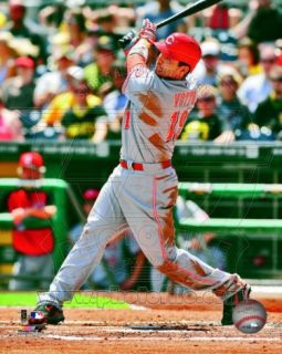 Joey Votto 2012 Action Photo