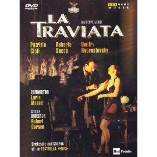 Giuseppe Verdi   La Traviata Patrizia Ciofi, Roberto Sacca