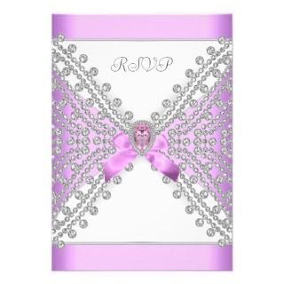 Cards, 21st Birthday Party RSVP Invitations, Response Card Templates