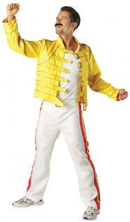 Kostüm Queen Freddy Mercury Wembley 86 Konzert Anzug Outfit