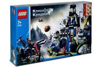 Lego Knights Kingdom 8781   Castle of Morcia