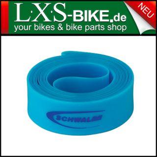 Schwalbe Felgenband PU 16 571 (650C) Reifen  Fahrrad  BIKE blau Rim