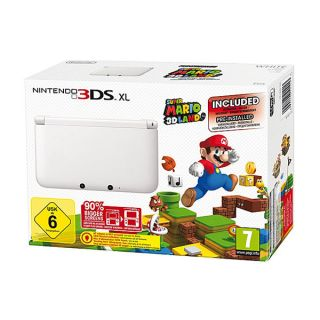 Nintendo 3DS XL Super Mario 3D Land Paket