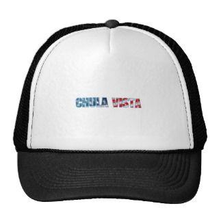 Chula Vista Hat