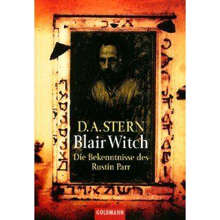Blair Witch: David A. Stern, Helmut Splinter: Bücher