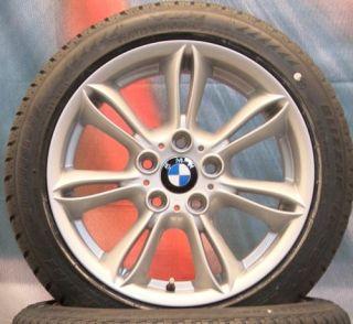 17 Zoll Doppelspeiche 103 BMW Z4 E85 Winterreifen NEU Alufelgen