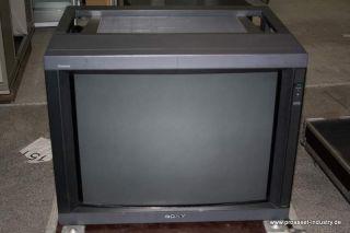 Trinitron Video Monitor PV 2950 QM Fernseher Monitor mit Case 106 0085