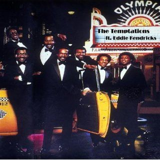 The Temptations featuring Eddie Kendricks: Eddie Kendricks The