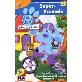 Blues Clues 2   Super Freunde [VHS] VHS