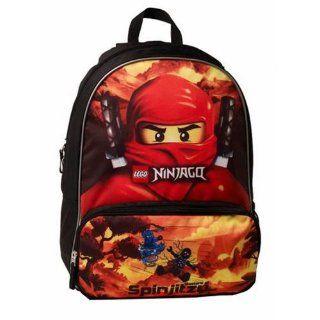 BBM 11076   Lego Ninjago Active Schulranzen Set 5 teilig