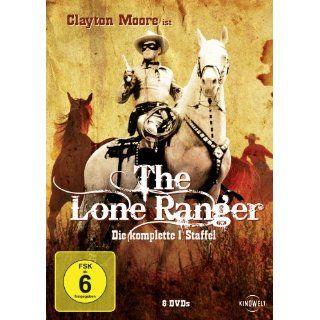 The Lone Ranger   Die komplette erste Staffel 8 DVDs