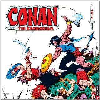 Conan the Barbarian: 2012 Wall Calendar: Conan Properties