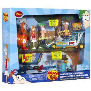 Phineas & Ferb grosses Spielset   Spielfiguren   Agent P (Perry