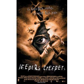 Jeepers Creepers [VHS] Gina Philips, Justin Long, Jonathan Breck