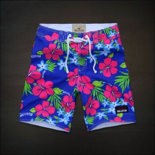 Hollister Abercrombie Fitch Herren Badenshort Neu Badehose Swim Shorts