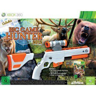 Cabelas Big Game Hunter 2012 (Bundle inkl. Top Shot Elite Gun